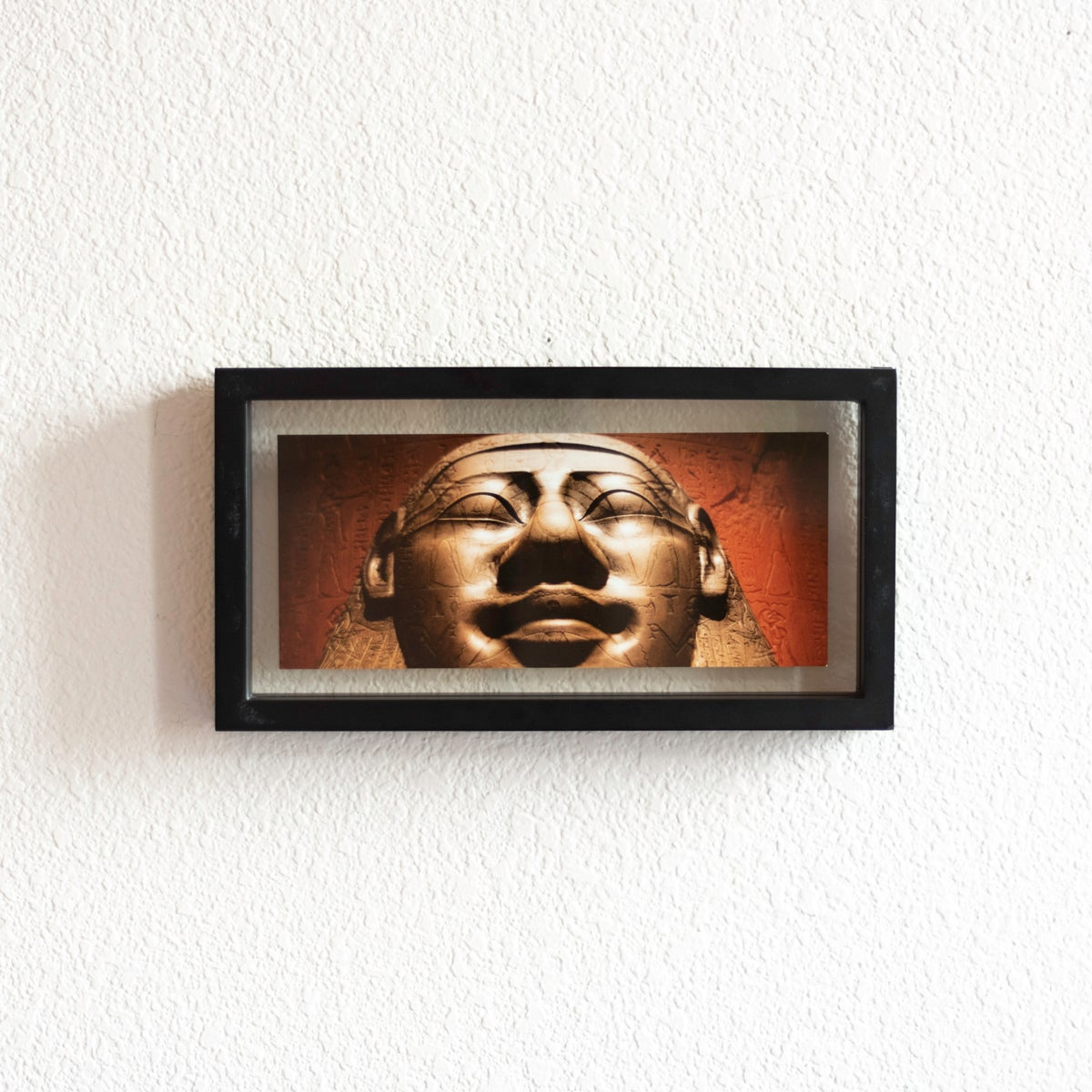 Image of Throw Yourself Into the Vessel of Possibilities (framed)