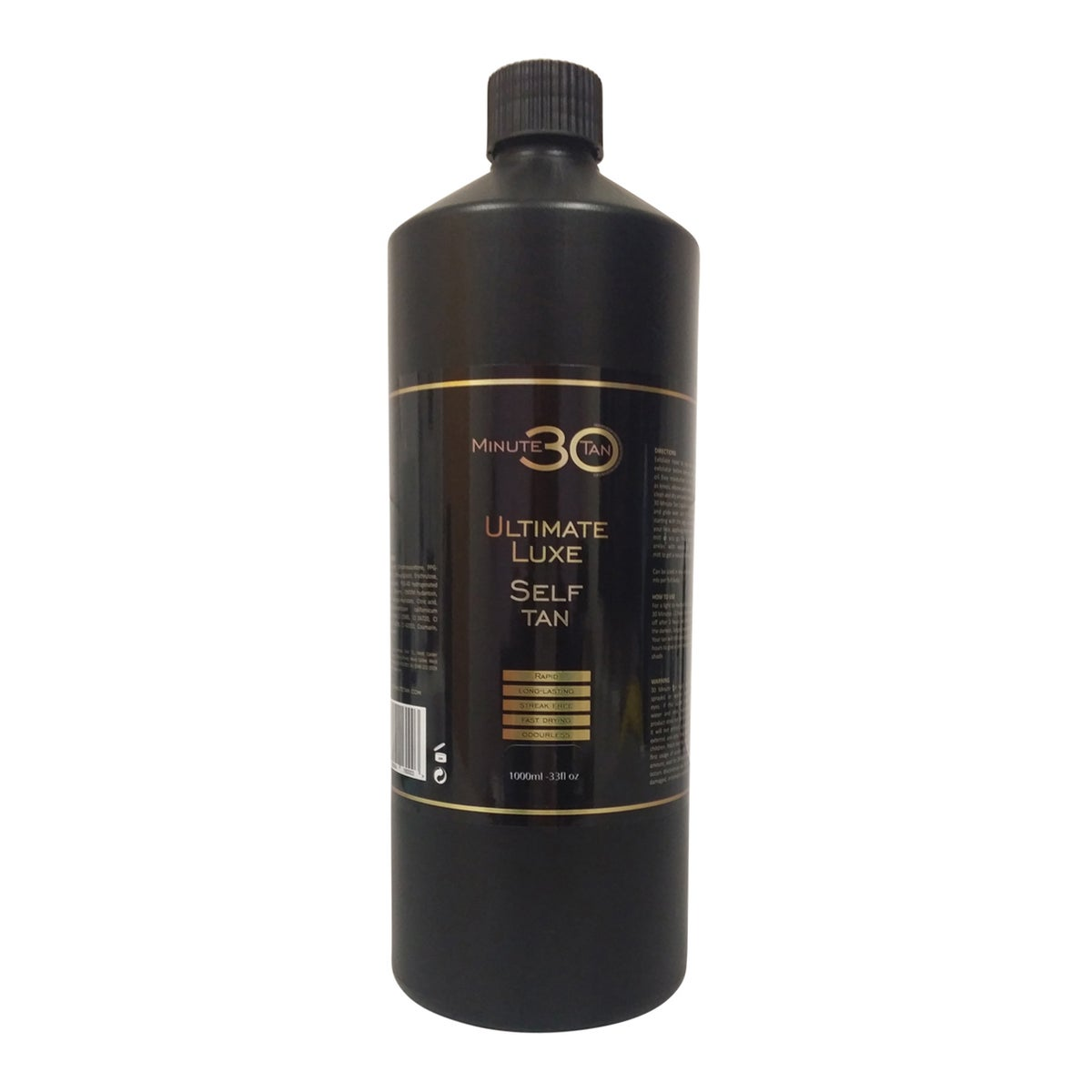 Image of 30 Minute Tan Ultimate Luxe Salon Spray Tan Solution 1000ml