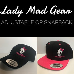 Image of Ladies- Adjustable or SnapBack