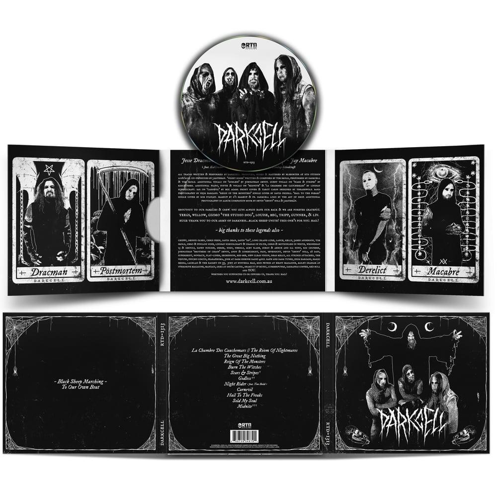 Image of Darkcell (Digipak CD)