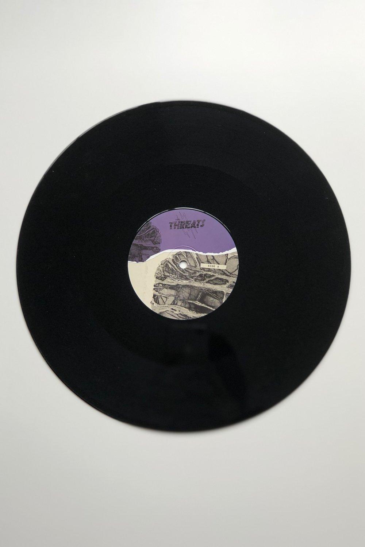 Image of Saboteur Vinyl - Get it now!