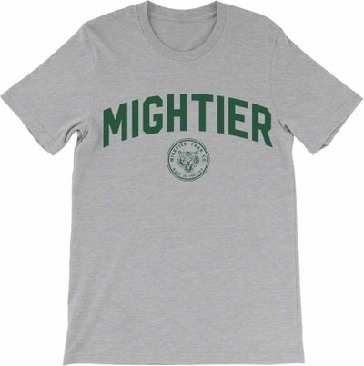 Image of Mightier Varsity - Tshirt