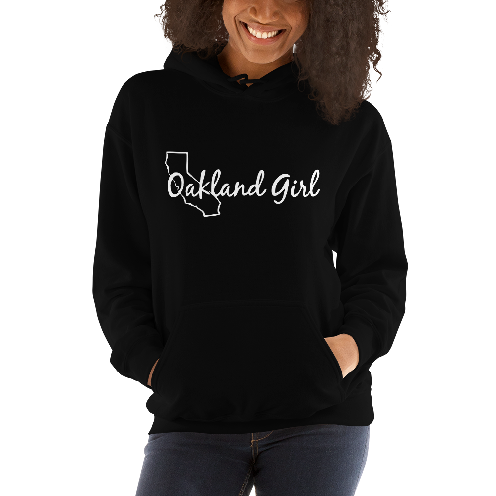 Image of Oakland Girl Sweatshirt