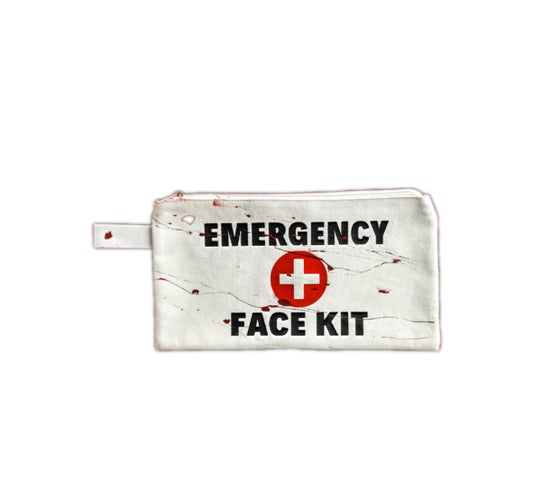 Image of Emergency F*Kit Mean Makeup Bag