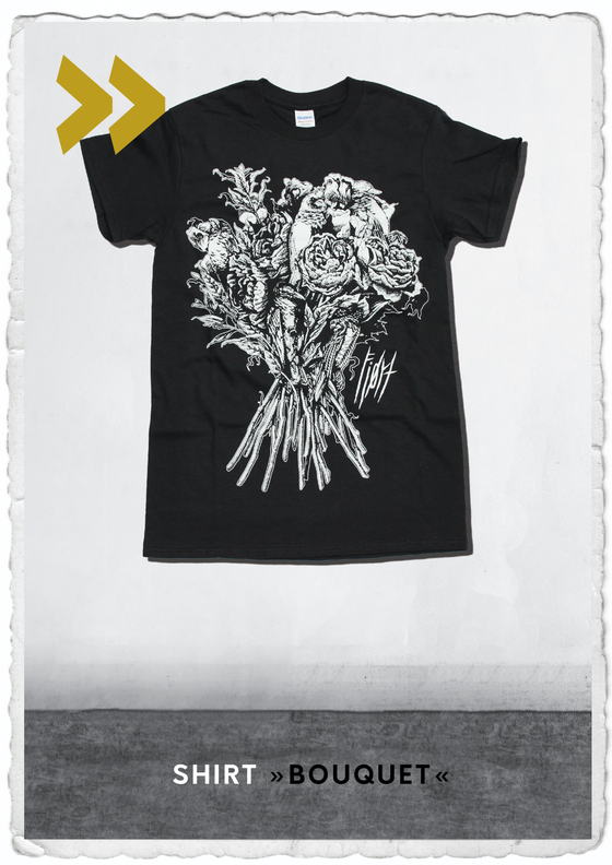 Image of Shirt 'Bouquet'