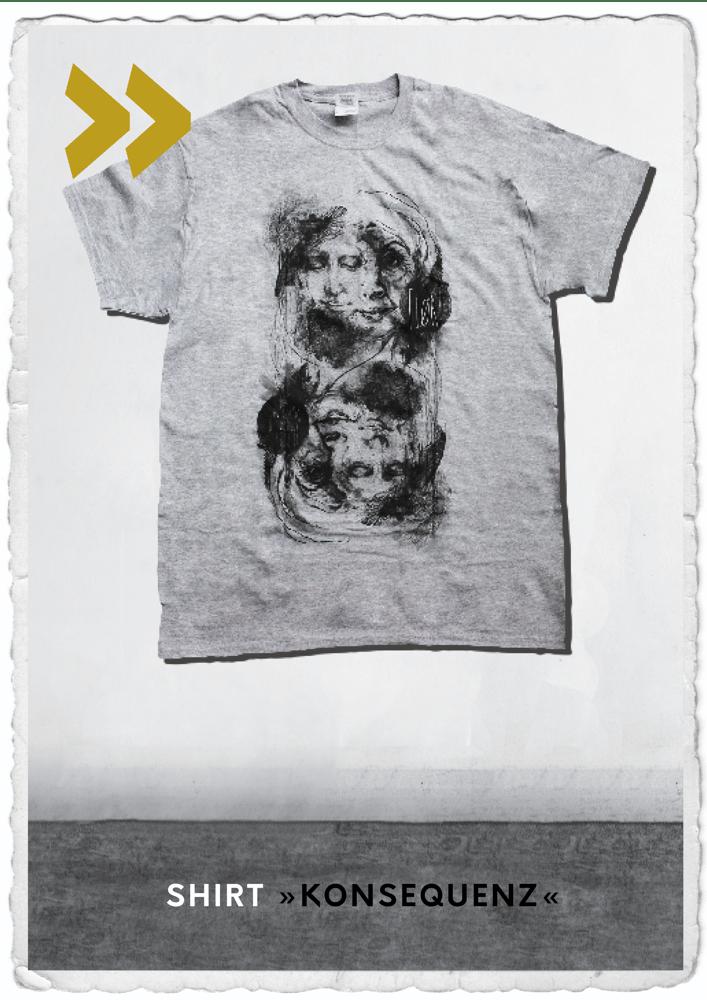Image of Shirt 'Konsequenz'