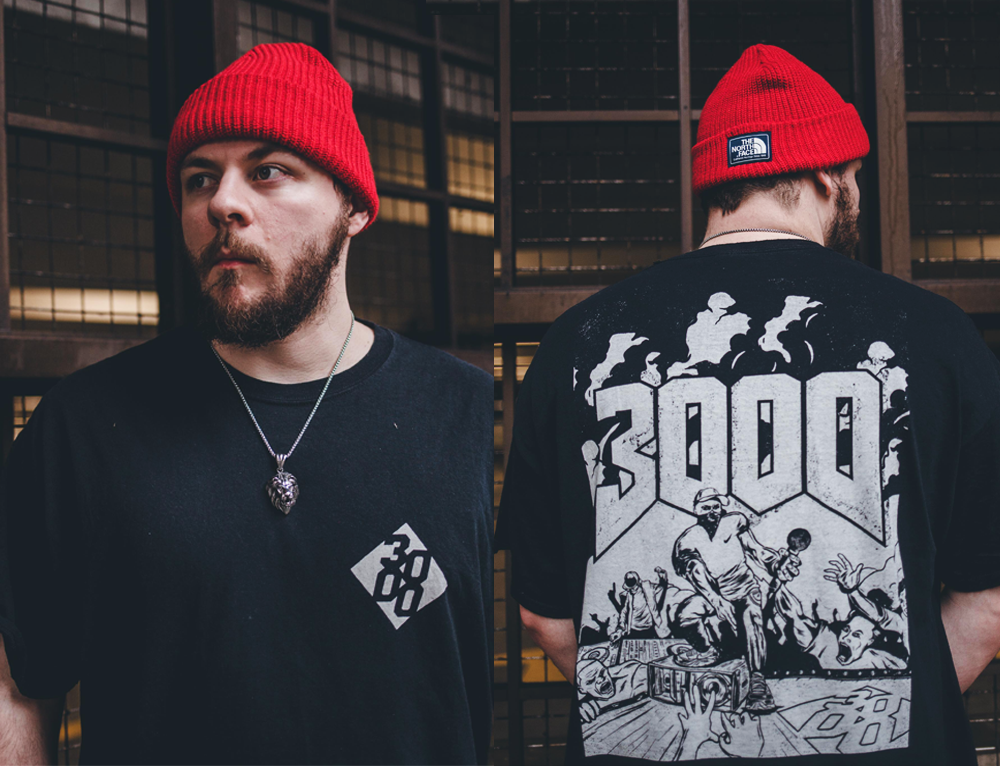 Image of 3000 Doom T Shirt