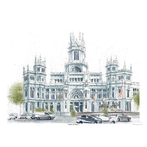 Image of Palacio de Cibeles