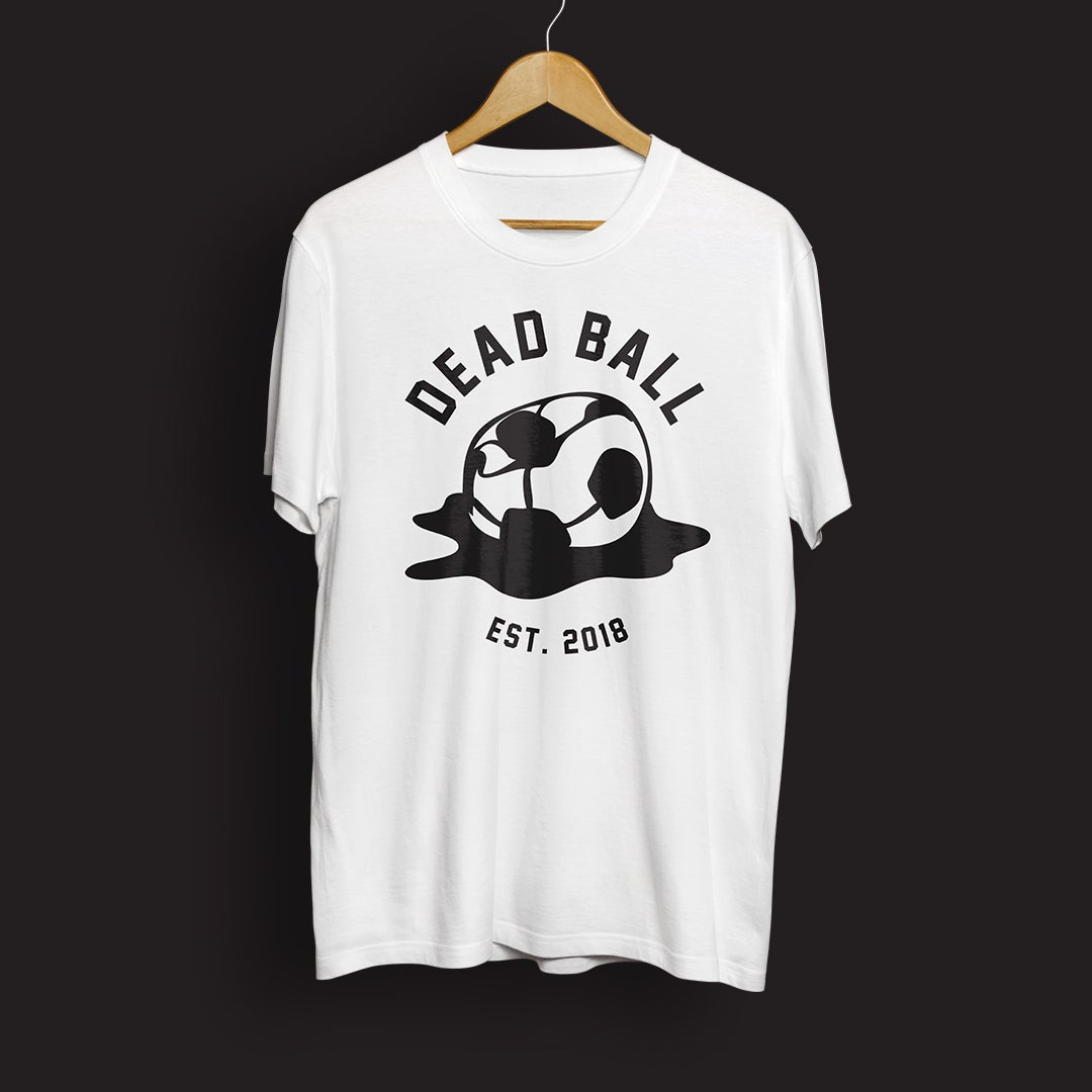 Image of DB Changing Room Tee - White