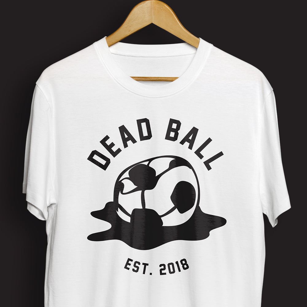 DB Changing Room Tee - White