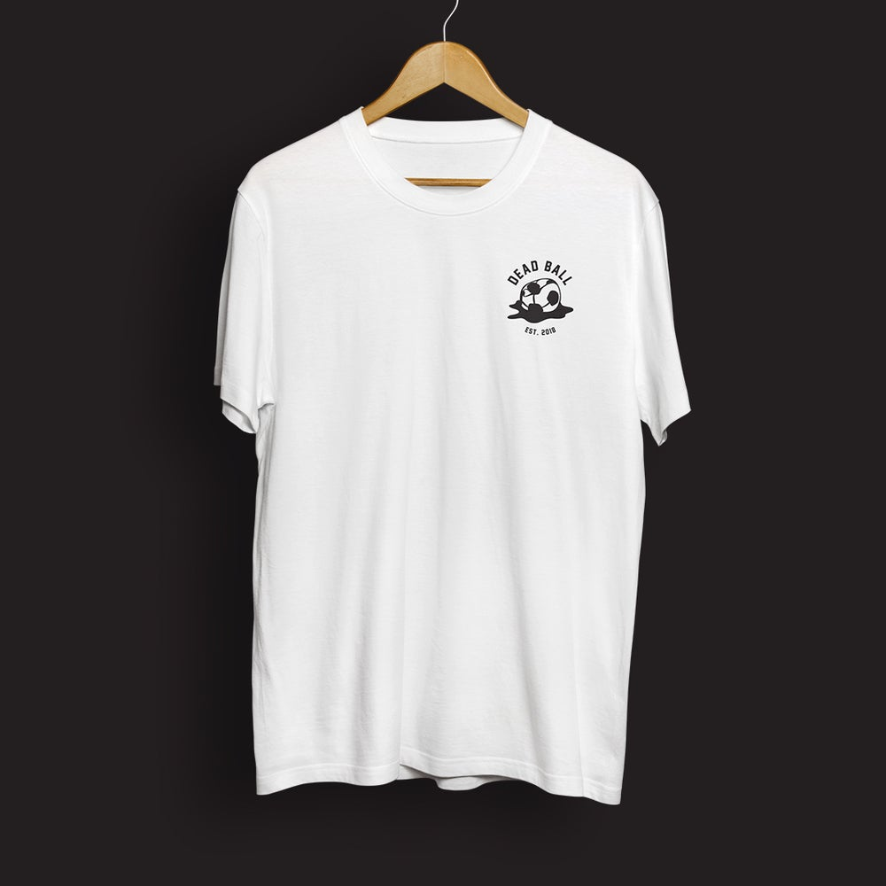 DB Locker Tee - White