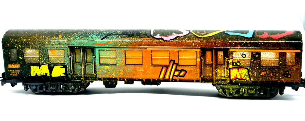 Image of SNCF : Some Natural Colorz First... !