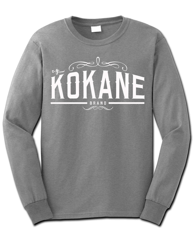 Image of O.G. KOKANE LONG SLEEVE T-SHIRT