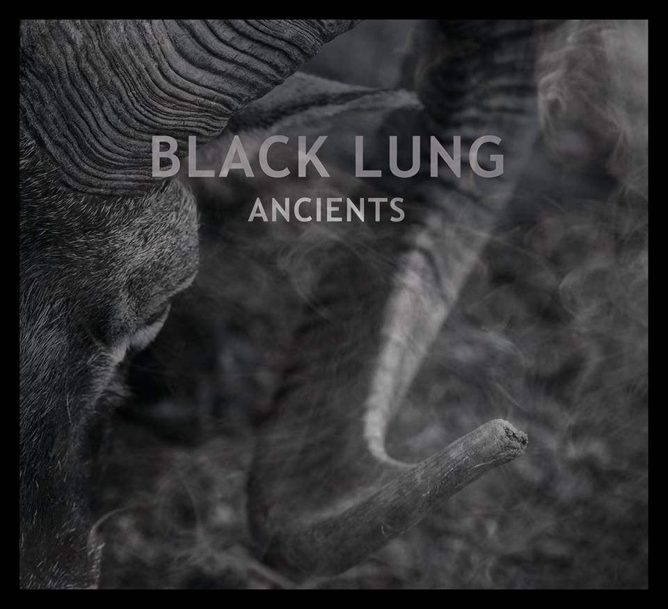 "Image of Black Lung - Ancients ""Black as Tar"" Black Vinyl Edition LP"