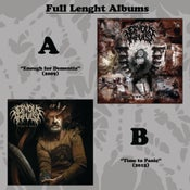 Image of Full Lenght Albums