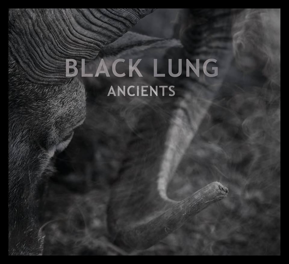 Image of Black Lung - Ancients 4-Panel Digipack CD