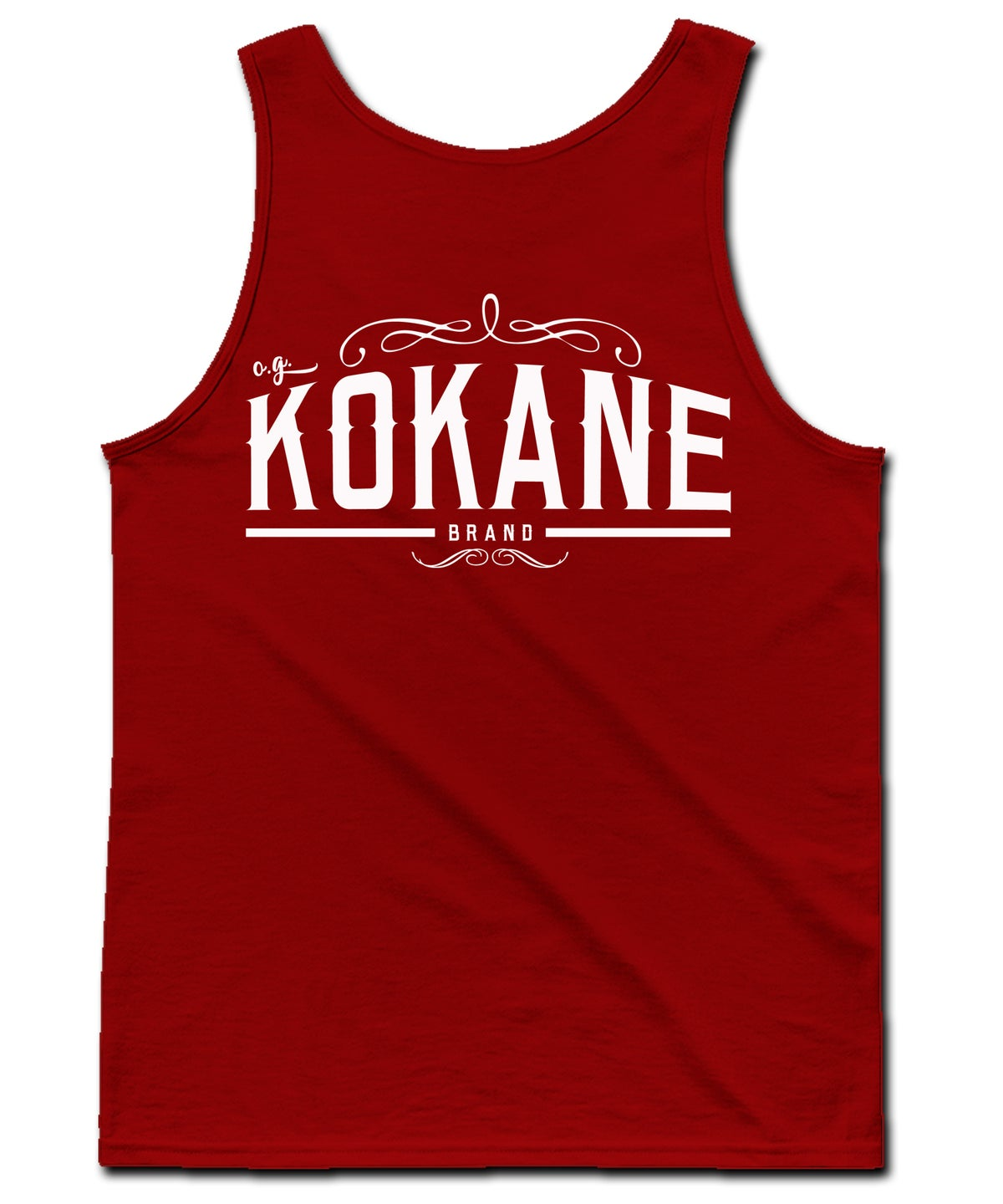 Image of O.G. KOKANE TANK TOP