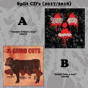 Image of Split CD'S (2017/2018)