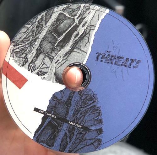 Image of Saboteur Physical CD