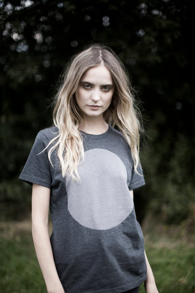 Image of GREY LABEL LUNAR T-SHIRT (GREY)