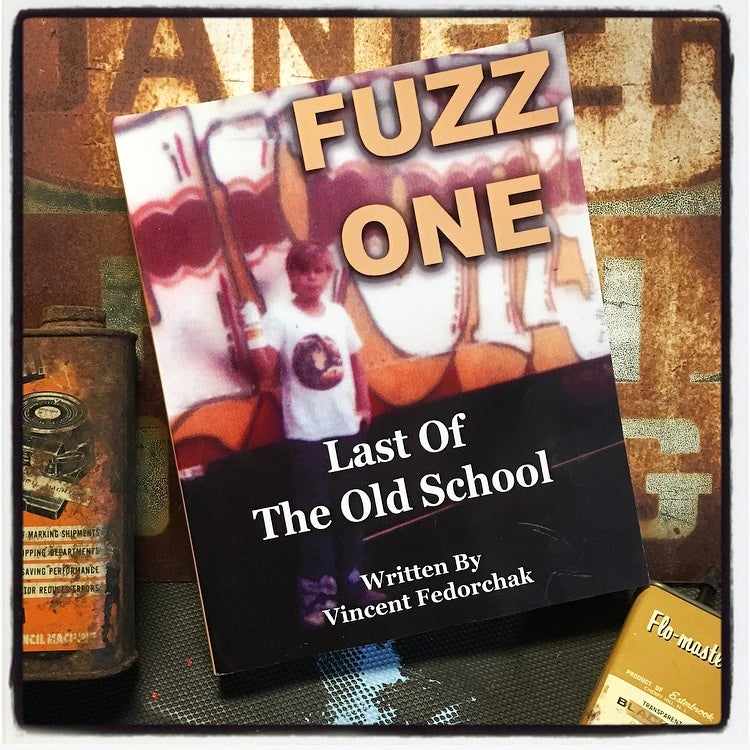 Image of FUZZ1: LAST OF THE OLD SCHOOL
