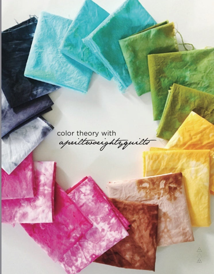 Image of color theory e-zine