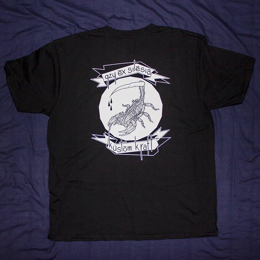 Image of Gzy Ex Silesia - Kustom Kraft T shirt