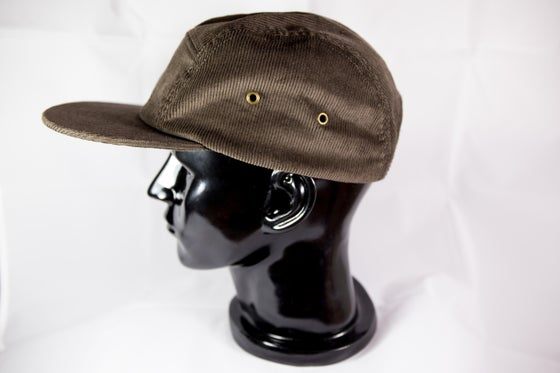 Image of NEW CHAPTER OFFICIAL CORD HAT BROWN