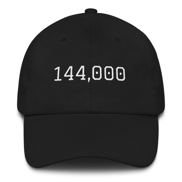 Image of 144k Hat