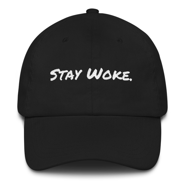 Image of Stay Woke Hat