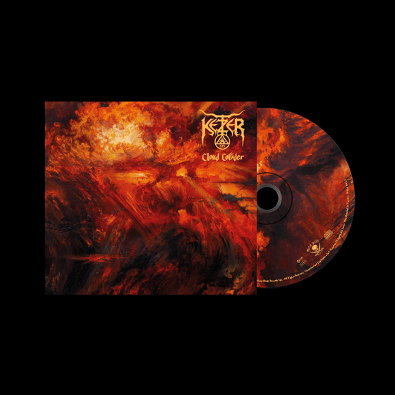 Image of PRE ORDER: Cloud Collider – Digipack CD