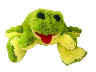 Image of Mr. Froggy Puppet