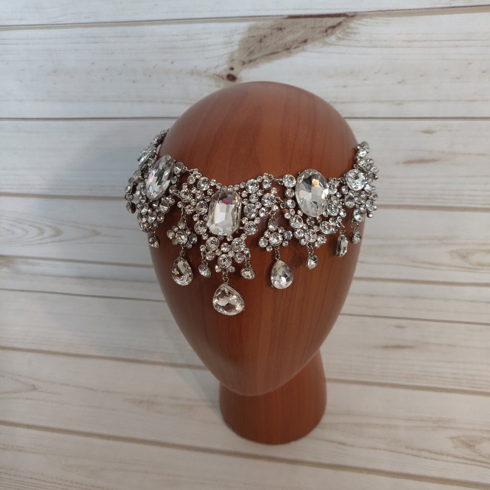 Rochel Jeweled headpiece