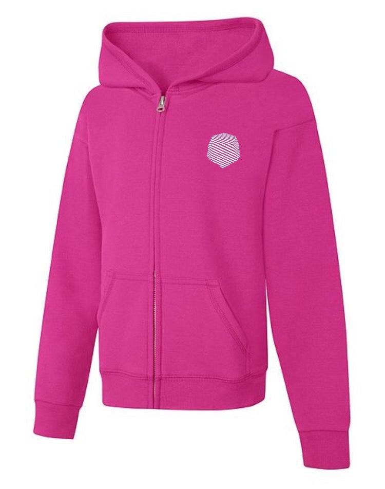 Image of Ladies GU2I Logo Hoody