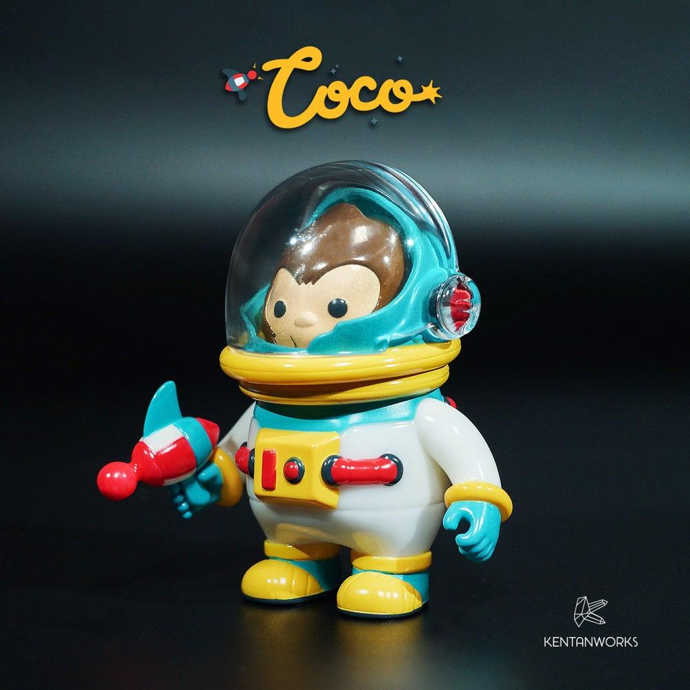 Image of Coco The Astrochimp (Original Version)