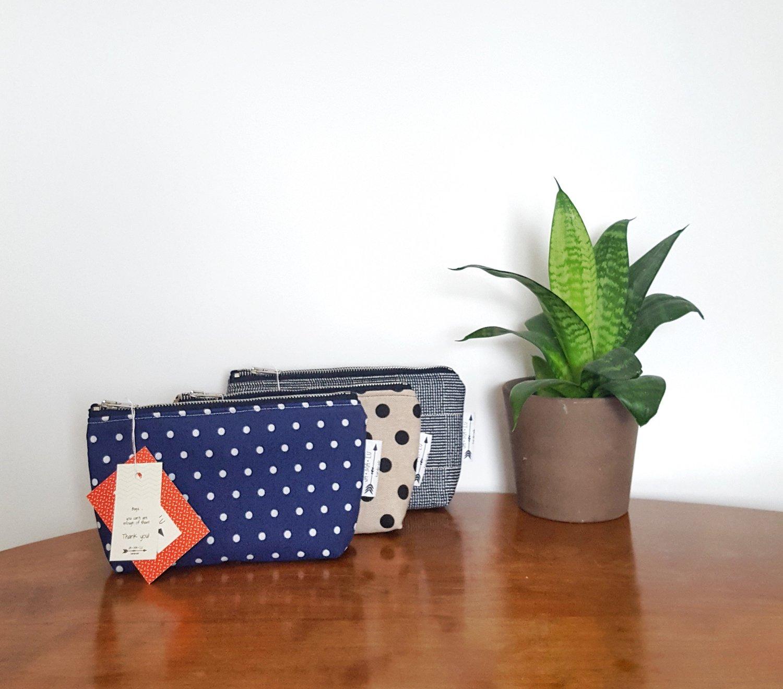 Image of Kozmetična torbica Nora / Cosmetic bag Nora