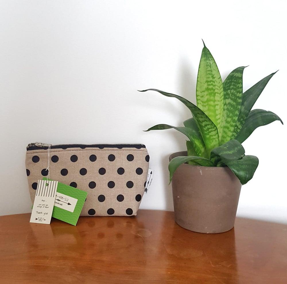 Image of Kozmetična torbica Natura / Cosmetic bag Natura