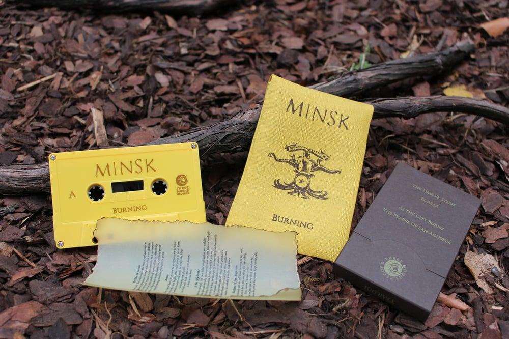 """Image of MINSK """"BURNING"""""""