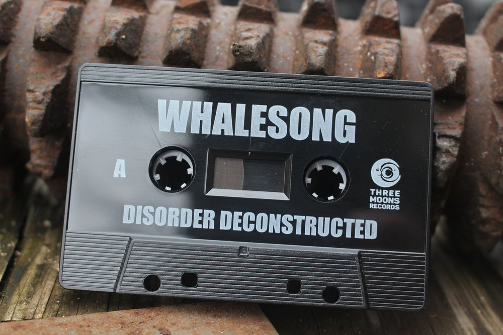 """Image of WHALESONG """"DISORDER DECONSTRUCTED"""""""