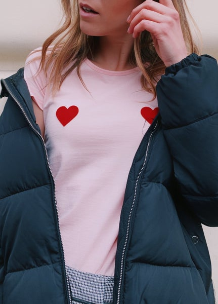 Image of Love Shirt Pink