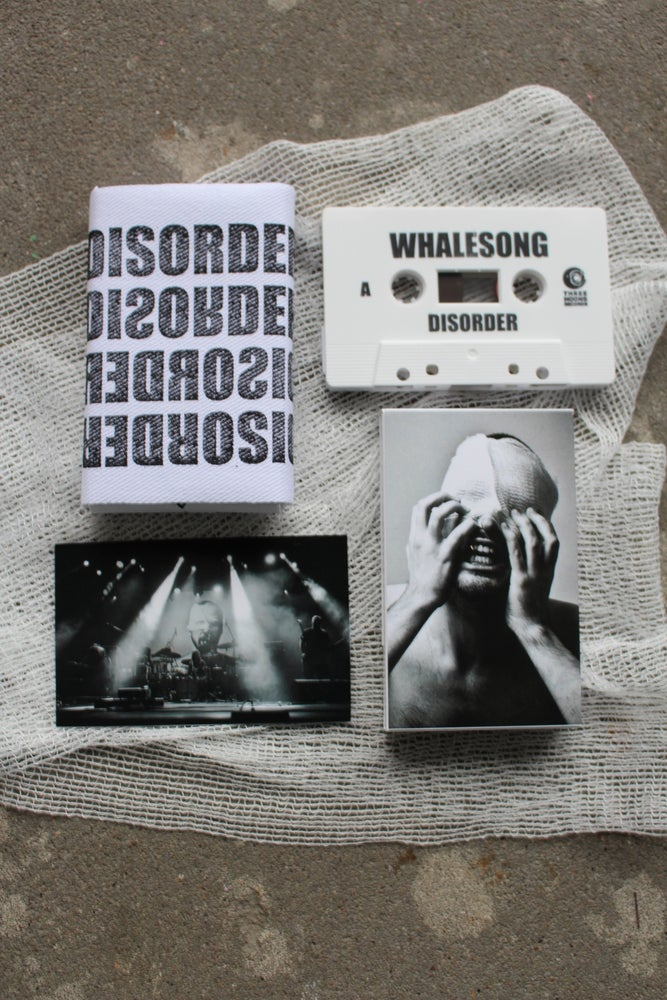 "Image of WHALESONG ""DISORDER"""