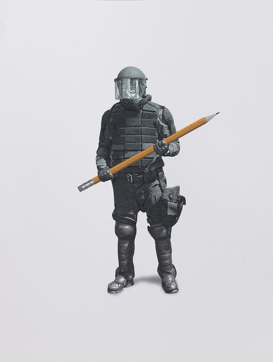 Image of Pencil Cop
