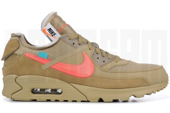 "Image of Nike AIR MAX 90 ""OFF WHITE"" BEIGE"