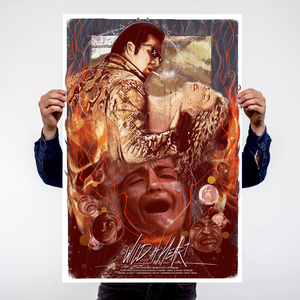 Image of Wild at Heart Screenprint