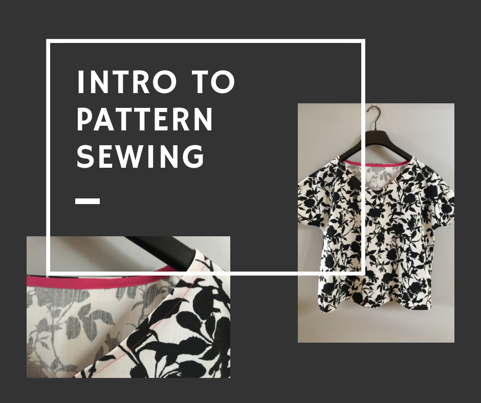 Image of Intro to Pattern Sewing - 03/17, 10am-1pm