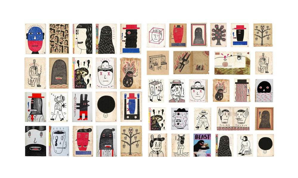 Image of INK MIX 20 *$60 - $90 each*