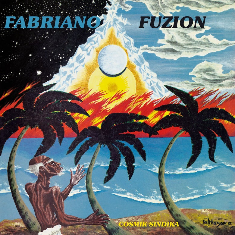 Image of Fabriano Fuzion - Cosmik Sindika