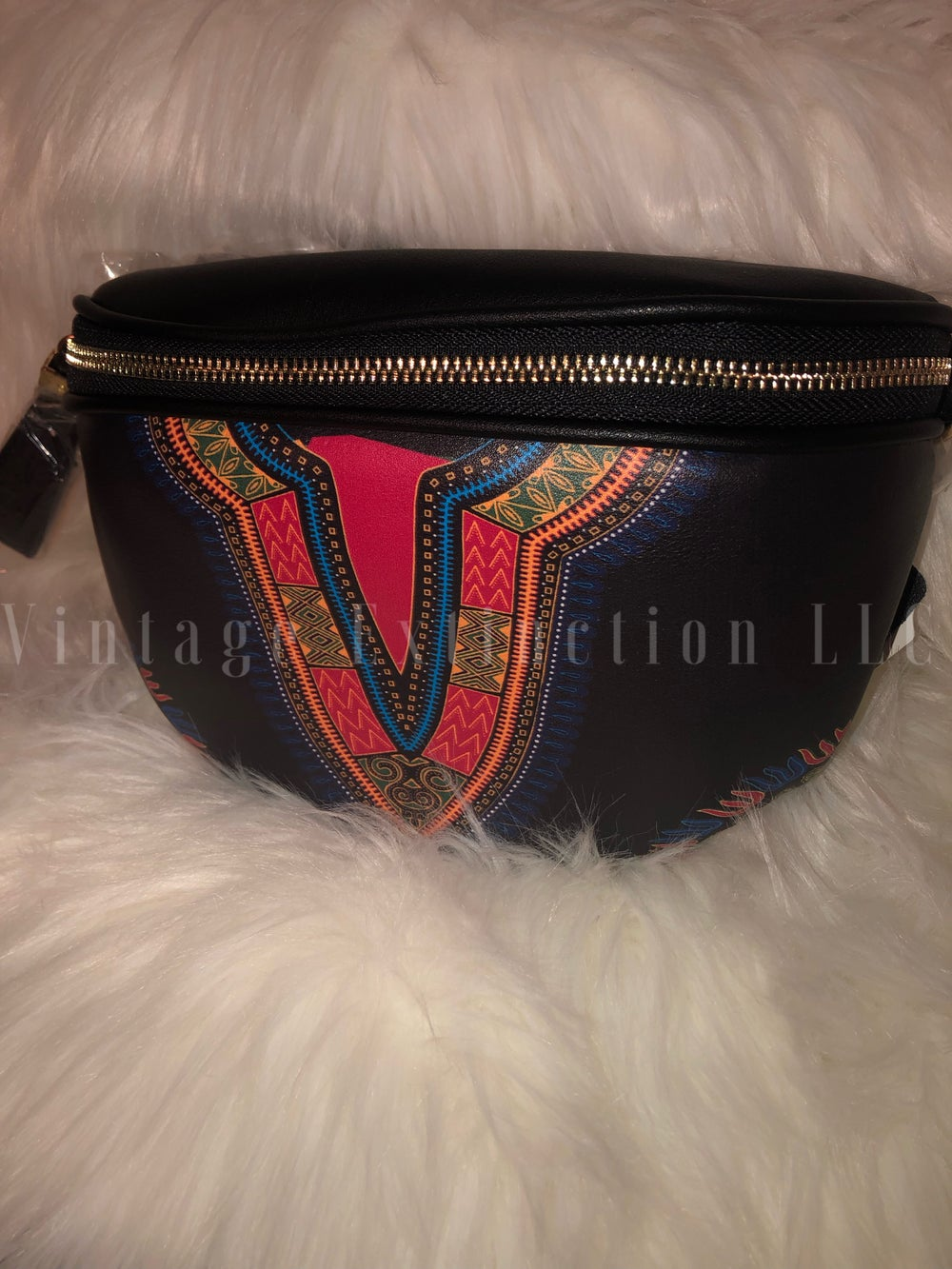 Image of Dashiki Inspired Vegan Fanny Packs