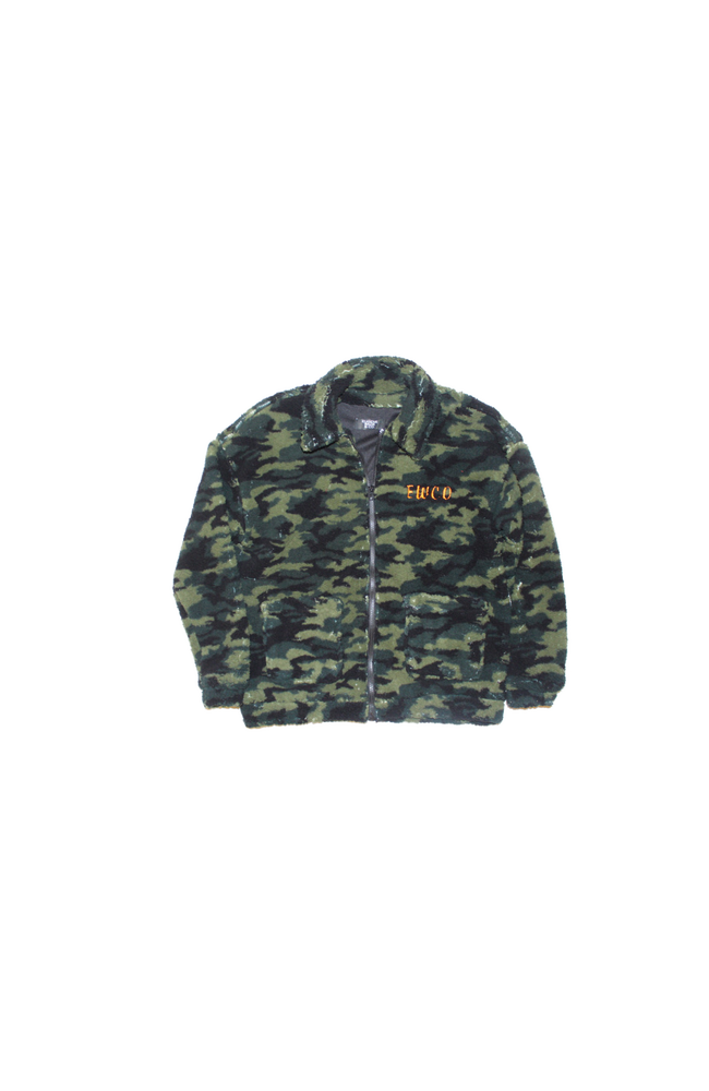 Image of CAMO COZY FUR