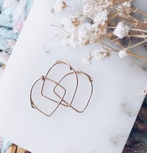 Image of Les anneaux triplets ronds ou carrés